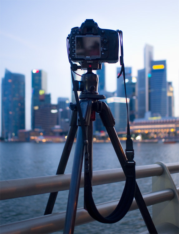 Tripod - Recommended Gear for Doing Long Exposure Photography at Twilight and Dusk