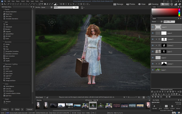 Overview of Photo Studio Ultimate 2018 for Windows by ACDSee