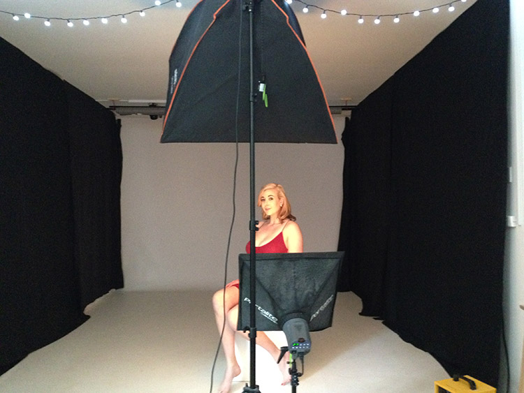 How to do Clamshell Lighting: A Reliable Two Light Setup