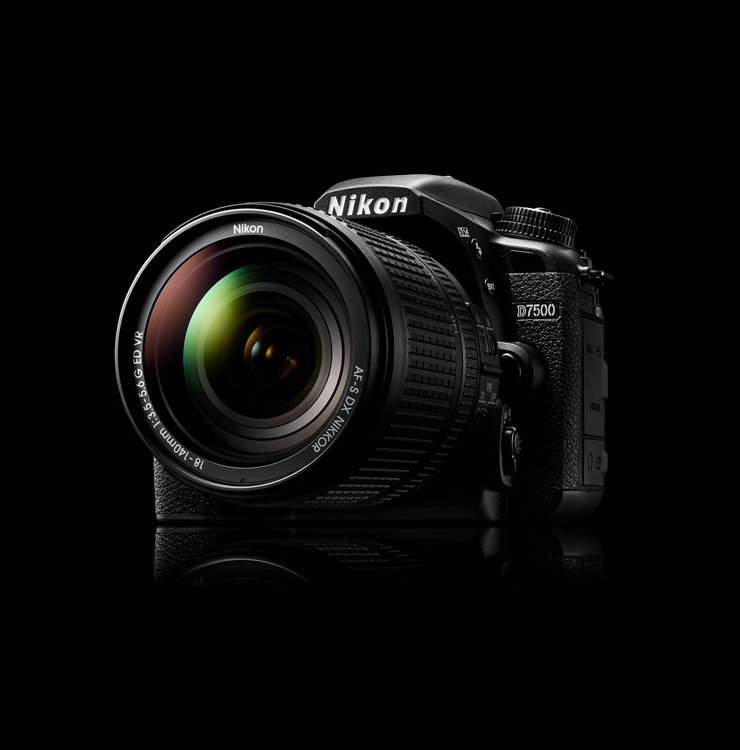 Review: Nikon D7500 with 18-140mm Kit Lens