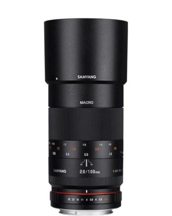 Review of the Samyang 100mm 2.8 Macro Lens