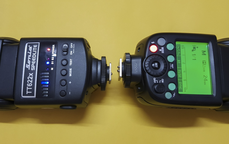 Image: TTL versus manual flash – image by dPS writer Kunal Malhotra.