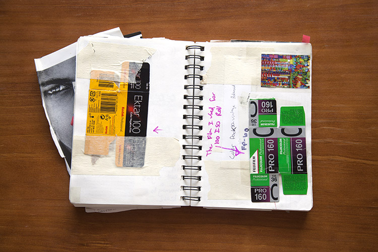 Why You Might Want to Consider Keeping a Visual Diary
