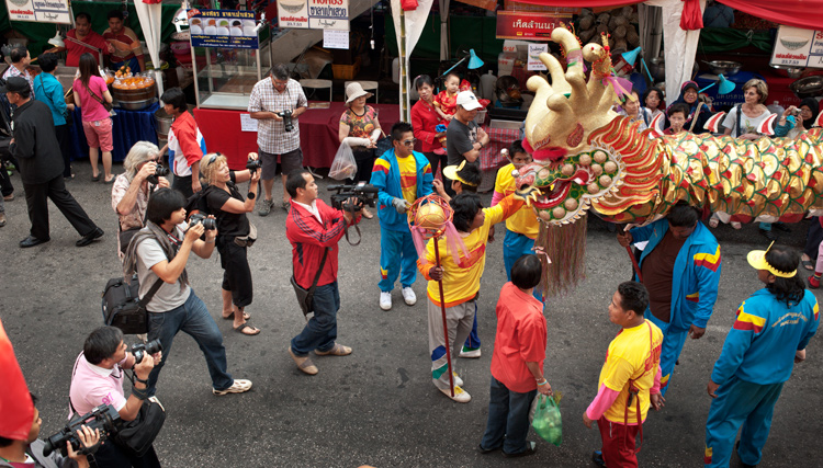 Chinese New Year parade and photographers - How to be Better Prepared for Your Next Photo Shoot