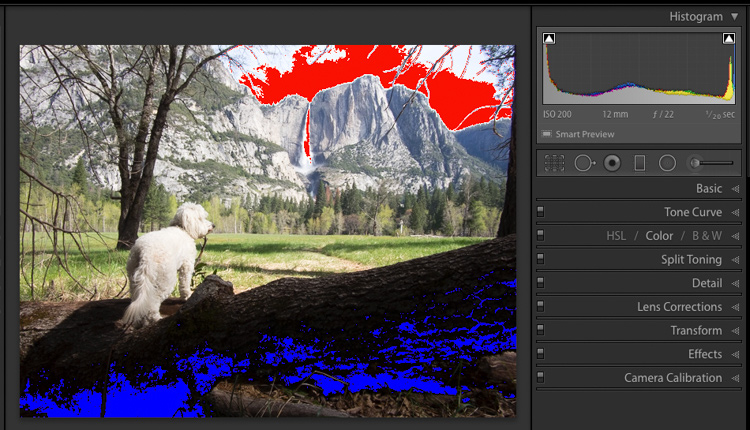 Clipping - Don't Fear Photo Post-Processing - Shooting is Only the First Part of the Image Creation Process