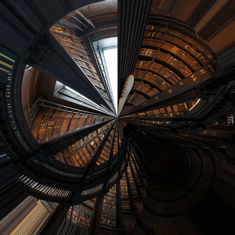 Library How to Make a Little Planet Quick and Easy in Photoshop
