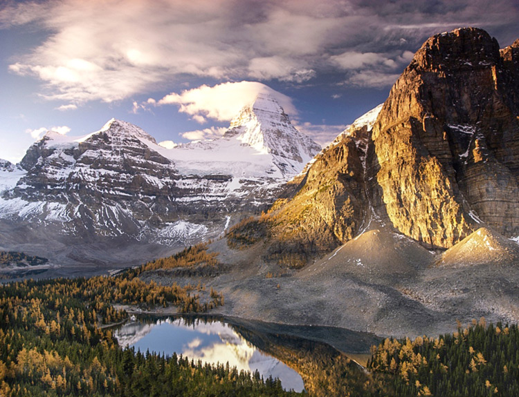 Canadian-Rockies-Morning-Light
