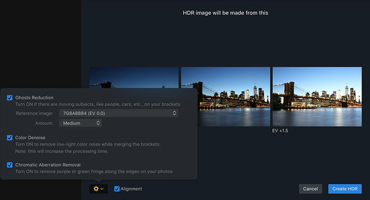 Aurora Initial Settings - A Guide To Creating Stunning HDR Images