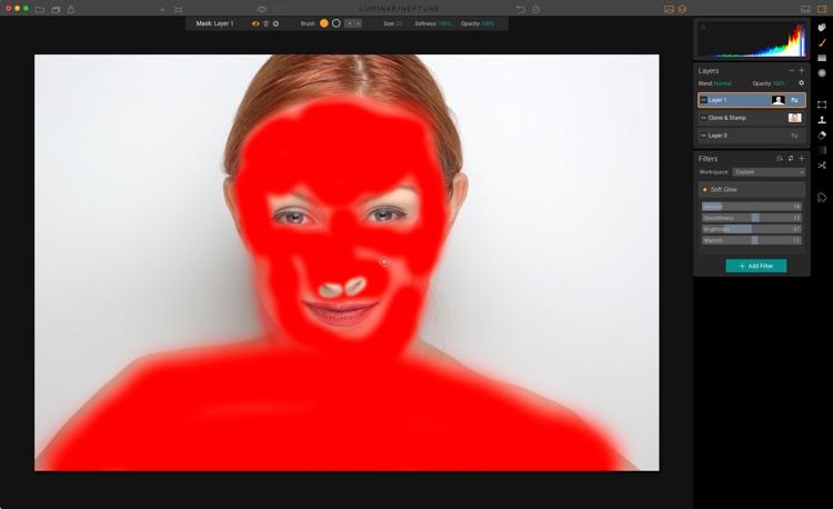 如何使用Luminar编辑人像