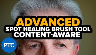 How to Super-Charge the Spot Healing Brush Tool in Photoshop