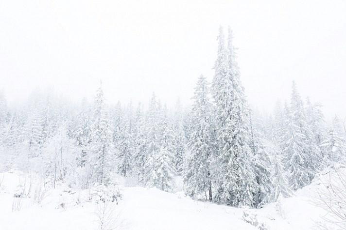 冬季风景摄影的5个秘诀