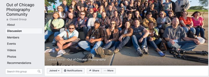 Photography Conference Tips - OOC community