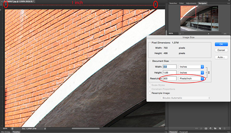Pixel Density 300dpi - How to Understand Pixels, Resolution, and Resize Your in Photoshop Correctly