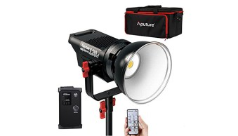 Review of the Aputure Light Storm COB 120D Studio LED