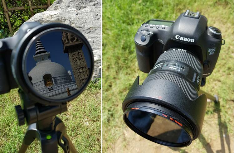 Aurora CF-1 Special Effect Camera Filter