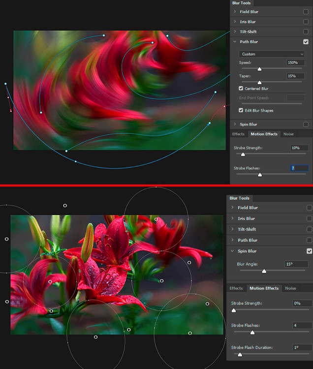 How to Create Realistic Bokeh and Blur Effects using Photoshop