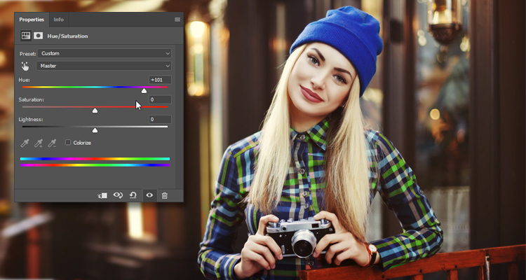 15 change color - 5 Must-Know Photoshop Retouching Tips and Tricks for Photographers
