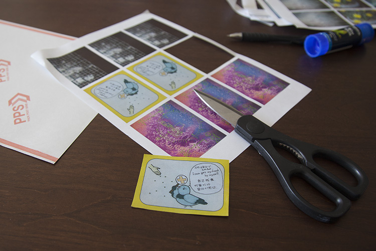 How to Make Simple Stickers From Your Photos