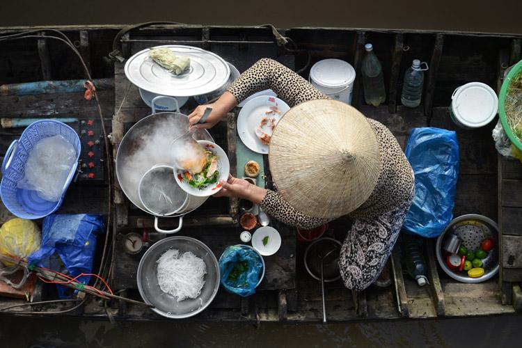 Mekong Breakfast
