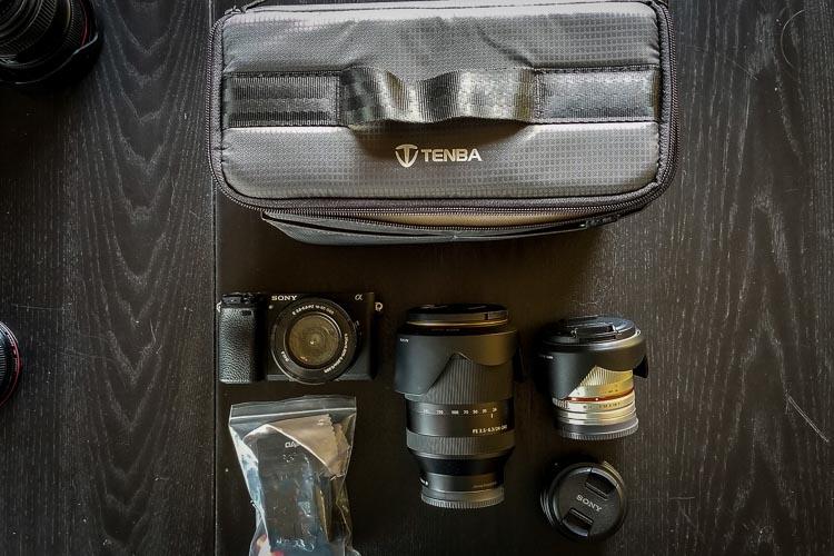 Tenba BYOB Camera Insert