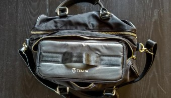 Review of the Tenba BYOB Camera Insert
