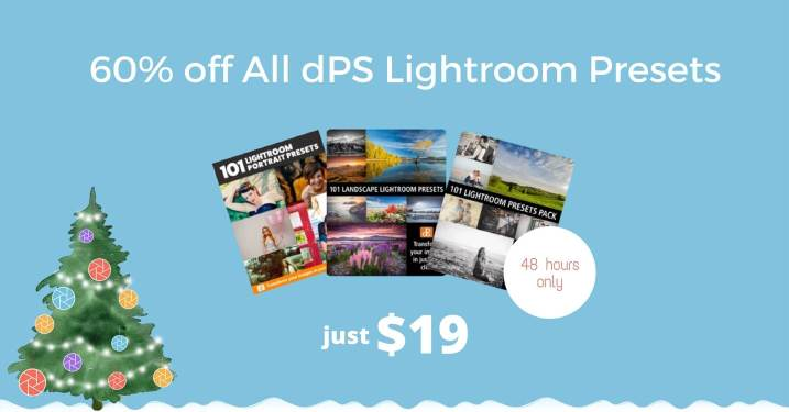 Transform Your Images with a Click – 62% off these Lightroom Presets Today