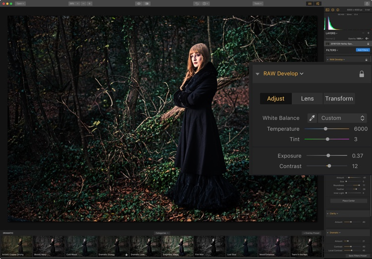 How to Create a Grunge Look with Luminar 2018