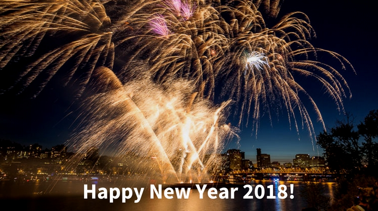 Happy New Year 2018 - Recap of our Ultimate Guides to Photography