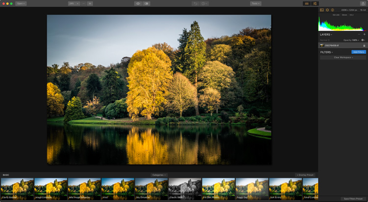 Your Guide to Understanding the Luminar 2018 Dashboard