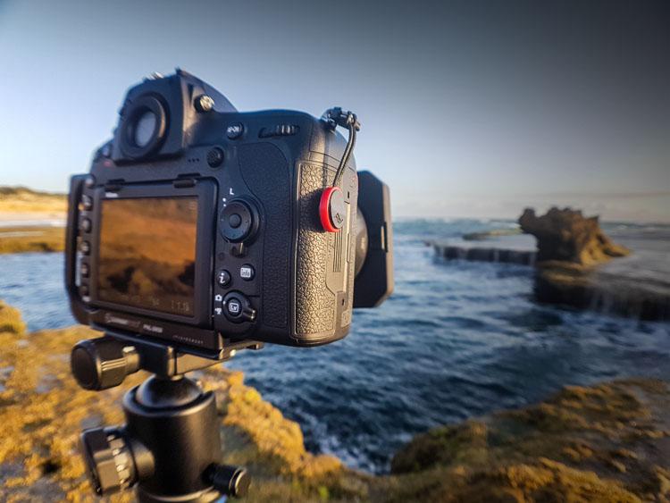 Nikon D850 Seascape