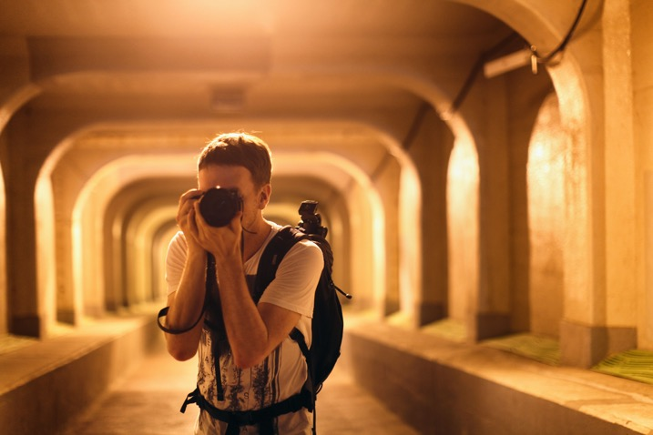 Do you Shoot Alone or are you More of a Group Photographer?