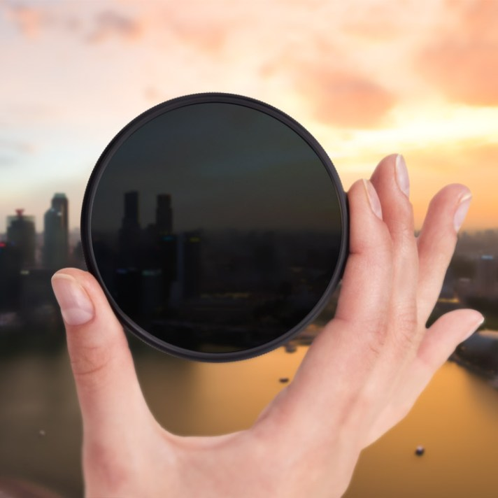 ND filter - How to Find the Best Possible Time to Shoot Cityscapes at Blue Hour