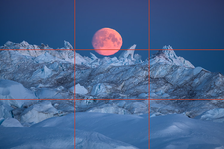 006 Rule of thirds approximate - 5 Tricks to Make Your Landscape Photos Stand Out