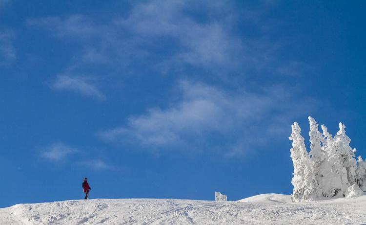 Image: Mission Ridge Ski Area, Washington, USA