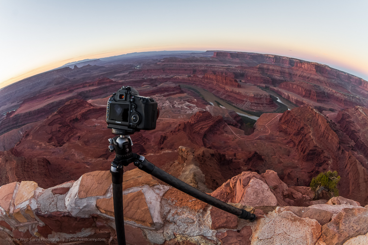 Tips for Making Your Travel Photography Packing List for International Trips - canyon in Utah