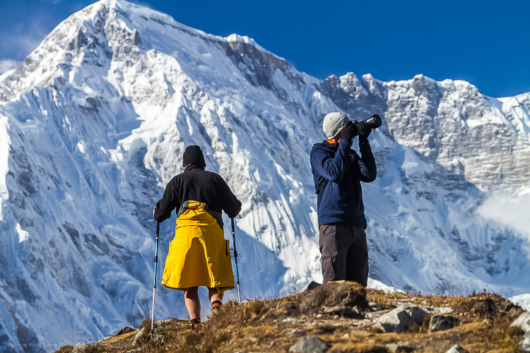 Snowy mountains - Tips for Making Your Travel Photography Packing List for International Trips