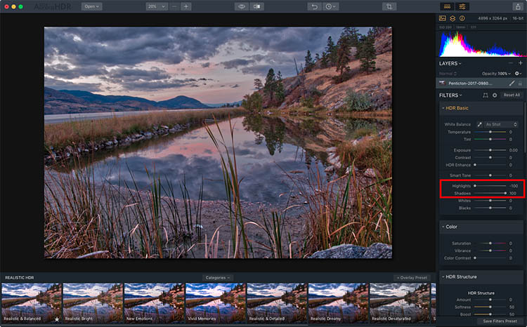 How to do Single Image HDR Effects with Aurora HDR 2018