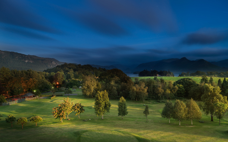 UK Lake District Time Compressed