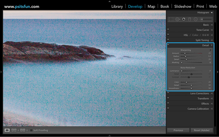 09 Long Exposure Photography 201 How to edit a Long Exposure Seascape