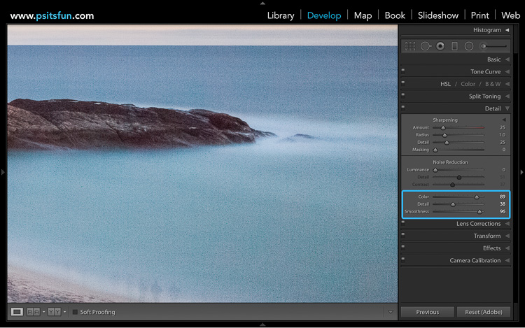 11 Long Exposure Photography 201 How to edit a Long Exposure Seascape