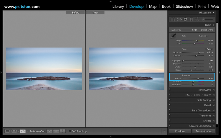 14 Long Exposure Photography 201 How to edit a Long Exposure Seascape