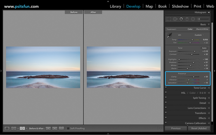 15 Long Exposure Photography 201 How to edit a Long Exposure Seascape