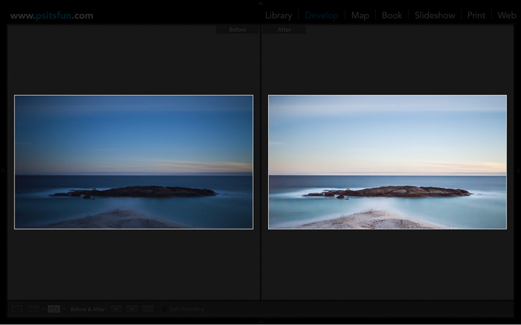 16 Long Exposure Photography 201 How to edit a Long Exposure Seascape