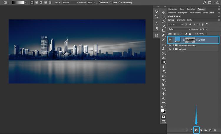 21 How to split tone black and white images using luminosity masks