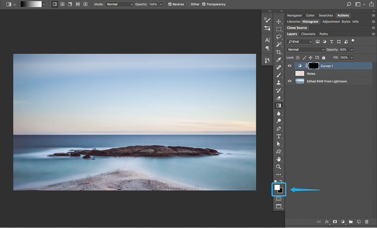 24 Long Exposure Photography 201 How to edit a Long Exposure Seascape