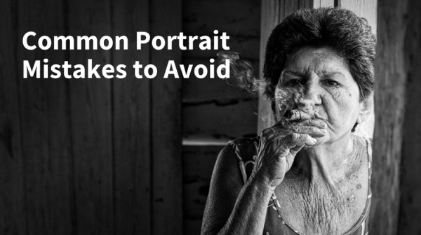 Common Portrait Mistakes You'll Want to Avoid