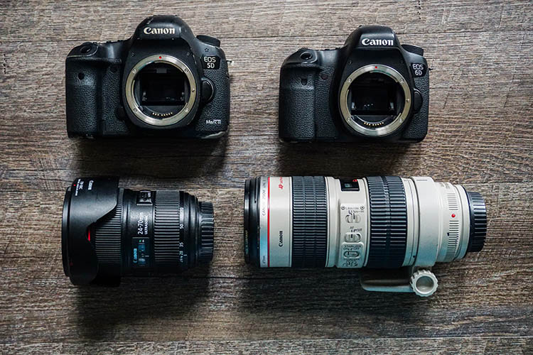 Canon gear - Why This Pro is (sort of) Switching from Canon to Sony