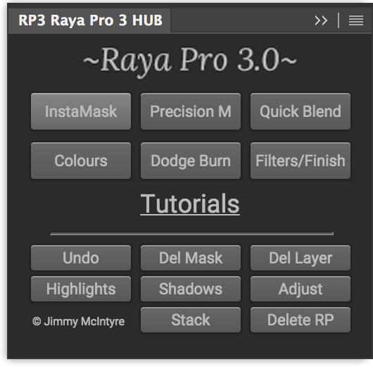 Raya Pro Photoshop Plugin - How to Simplify and Speedup Your Workflow