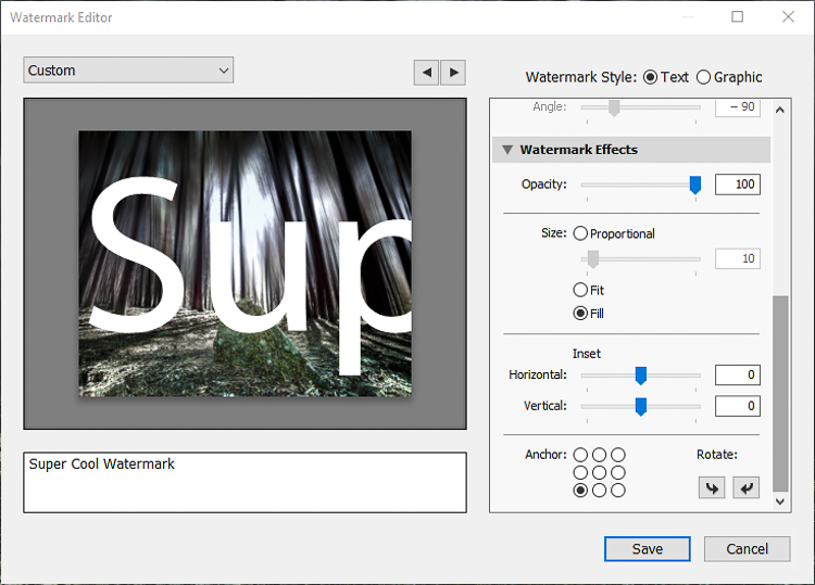 How to Add Watermarks to Your Images Using Lightroom