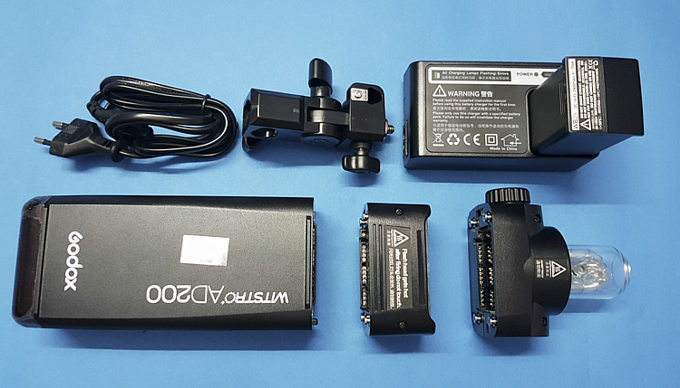 Review of the Godox AD200 Pocket Flash